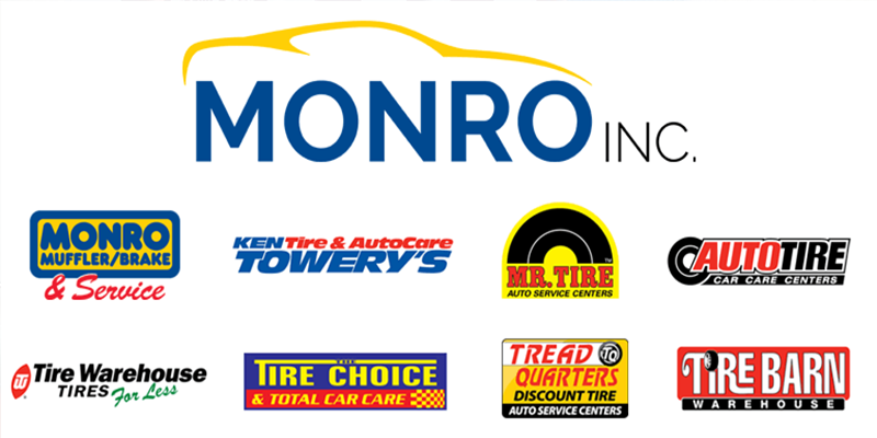 Monro Appalachian Tire acquisition