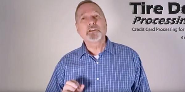 tire dealer processing video