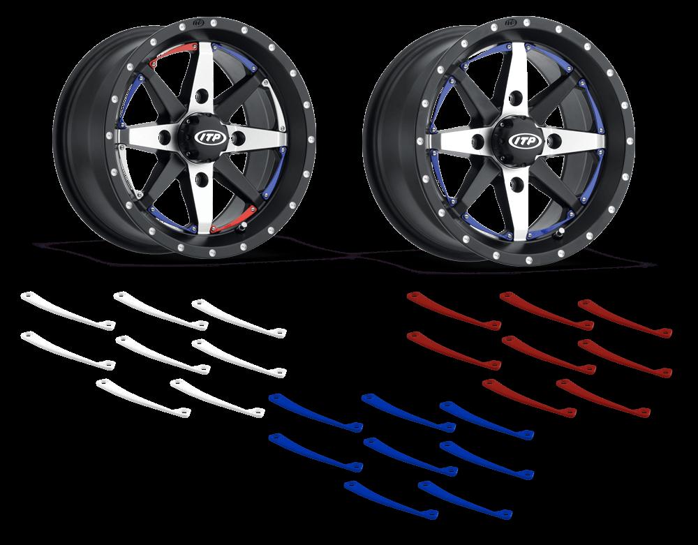 ITP Cyclone wheel customization