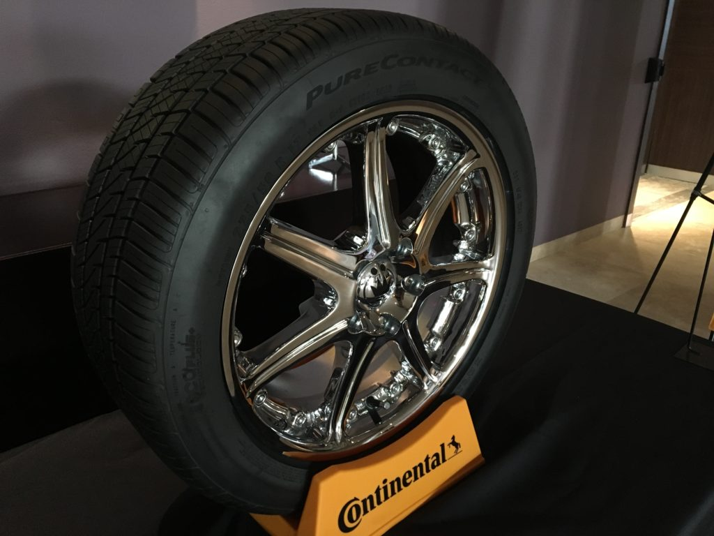 Continental Tire Pure Contact LS Tire June 2018