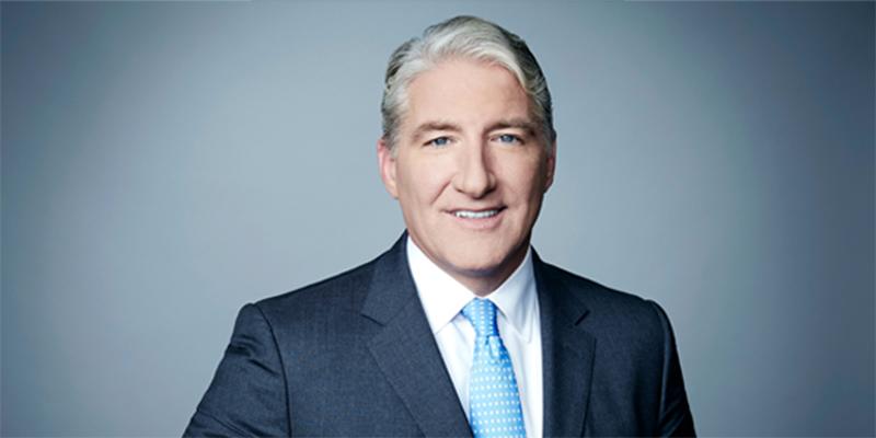 CNN John King AAPEX 2018