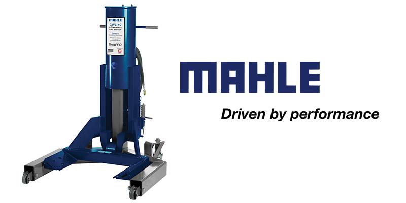 MAHLE ShopPRO 10-Ton Wheel Lift