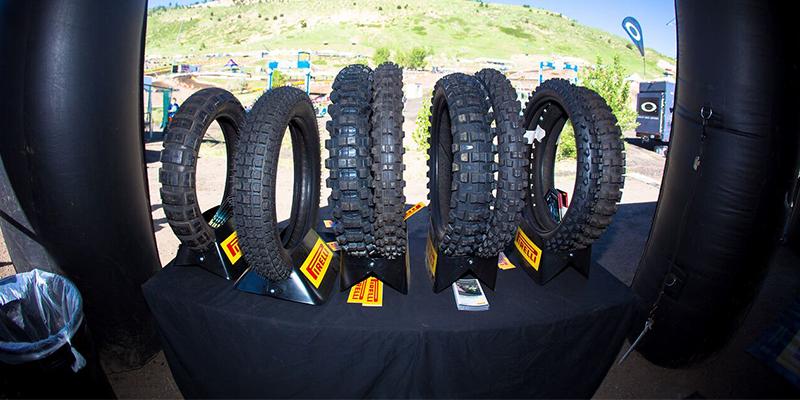 Pirelli motorcycle tires 2018 Lucas Oil Pro Motocross Championship.
