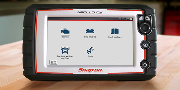 Snap-on Apollo D8 Platform