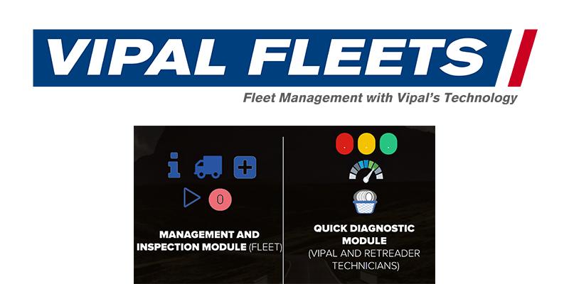 Vipal Fleets Vipal Rubber tire management