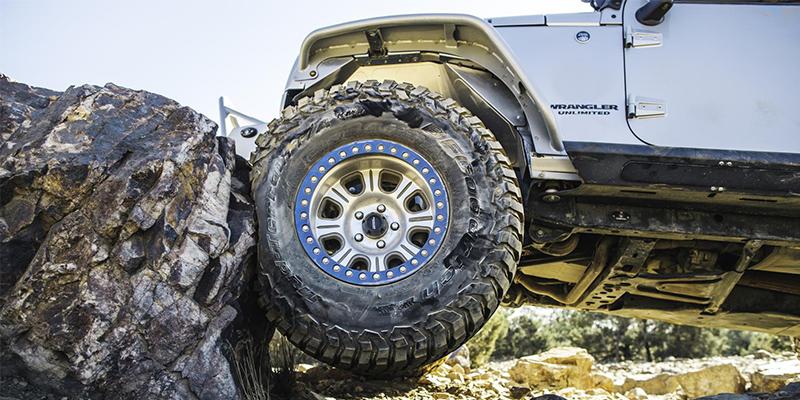BF Goodrich Tires Mud-Terrain TA KM3