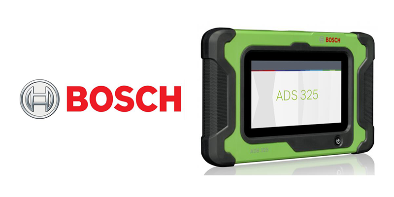 BOSCH diagnostic tool ADS 325