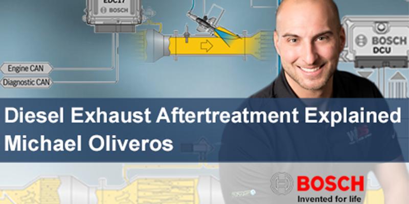 Bosch online diesel exhaust training