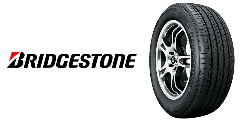 Bridgestone Ecopia H/L 422 Plus tire