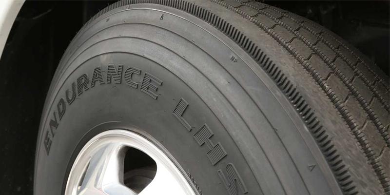 Goodyear Endurance LHS steer tire