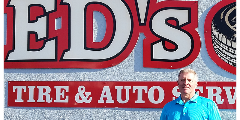 Joe Quigg Ed's Tire Auto Service