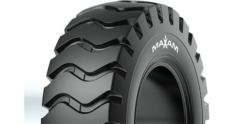 Maxam MS913 construction tire