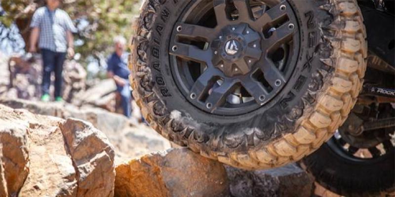 Nexen Tire Roadian mud terrain