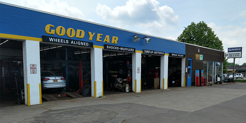 Potsdam Tire and Auto
