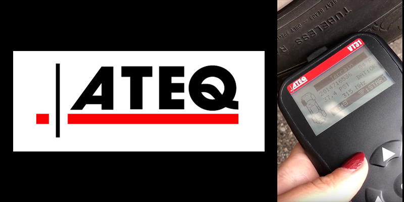 ATEQ Selling TPMS series