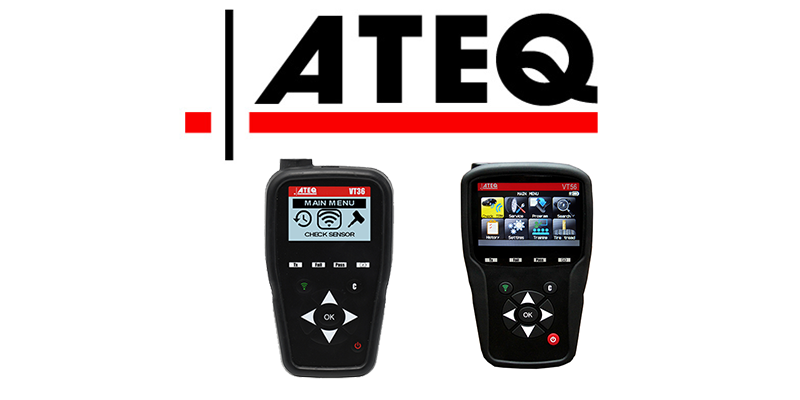 ATEQ TPMS V36 V56 TPMS software update