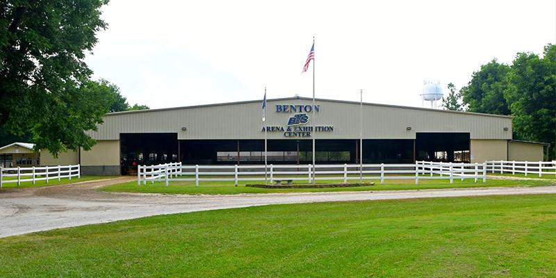 Black's Tire Benton Exhibition Center