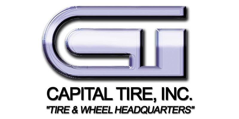 Capital Tire logo