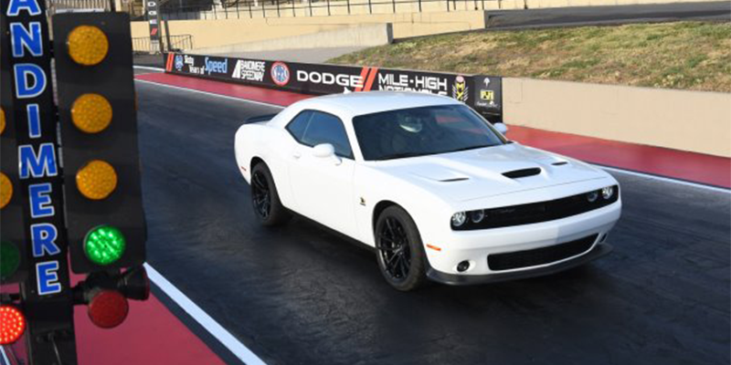 Dodge Challenger Scat Pack Nexten Tire