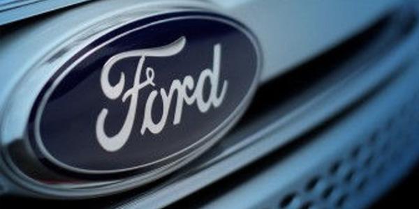 Ford-Branding
