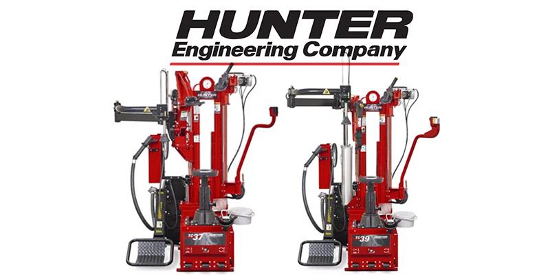 Hunter Engineering TC37 TC 39 tire changer