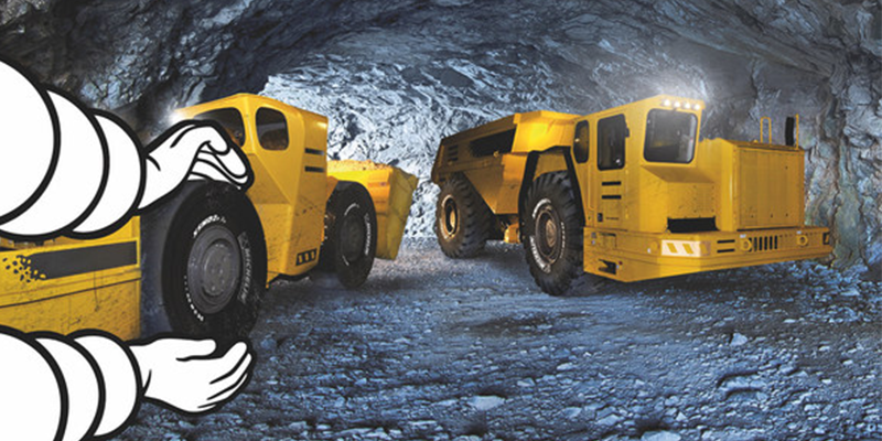 Michelin Mining Tires