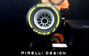 Pirelli IXOOST Speaker
