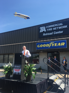 TravelCenters of America Retread Center Bowling Green Mayor