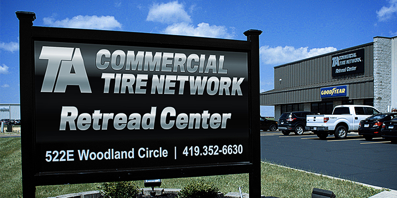TravelCenters of America Bowling Green Retread Plant