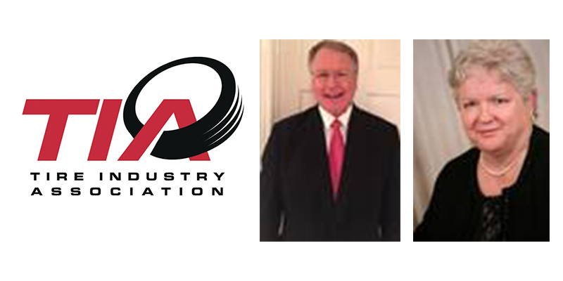 Tire Industry Association Ed Wagner Leadership Award Honorees