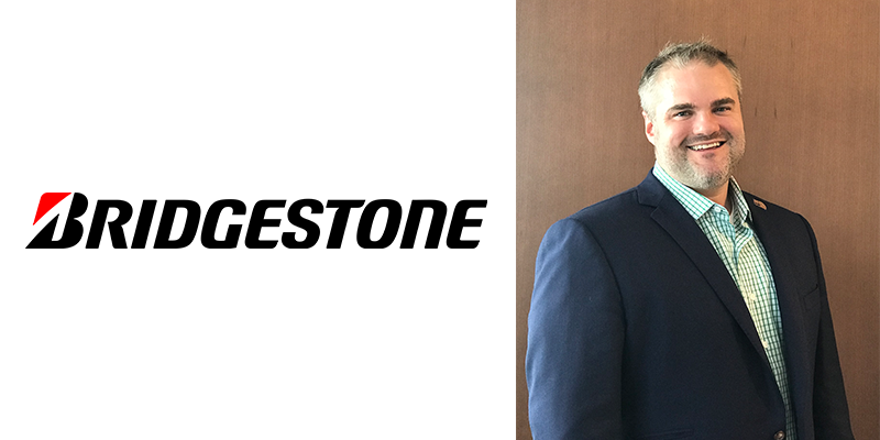 Bridgestone announced Ben Johnson is joining the organization as director of marketing for the commercial truck bus radial (TBR) tire business.