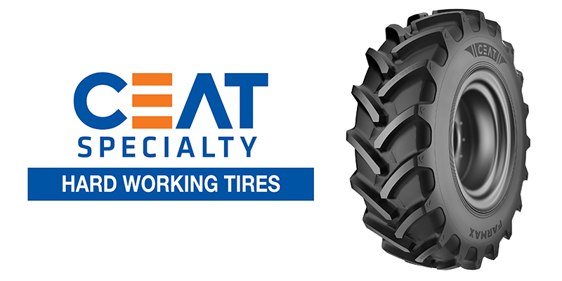 CEAT Tires Farm progress Show