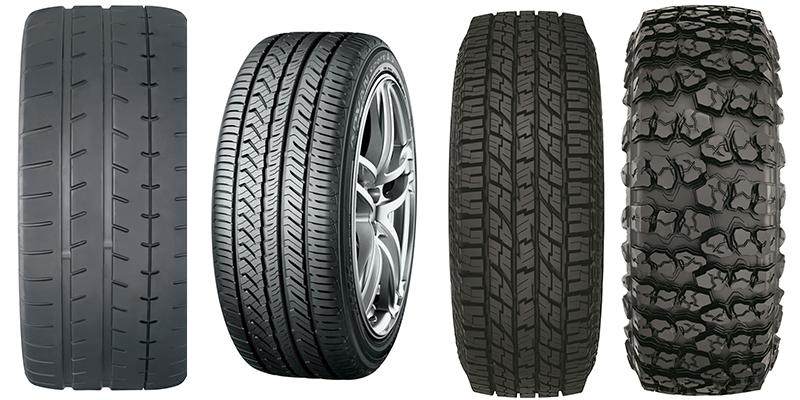 Engineering Quiet tires