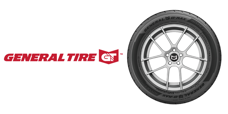 General Tire G-Max Justice police car tire
