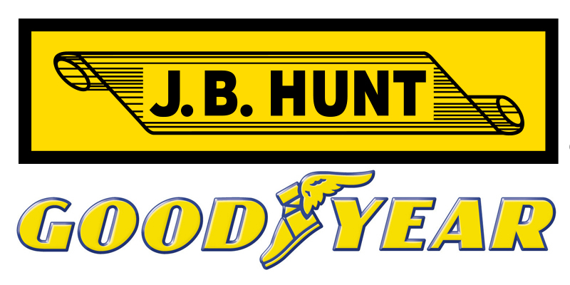 JB Hunt Goodyear Carrier 360 discounts