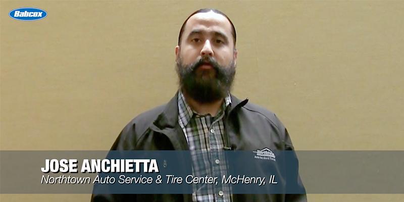 Jose Anchietta Northtown Auto