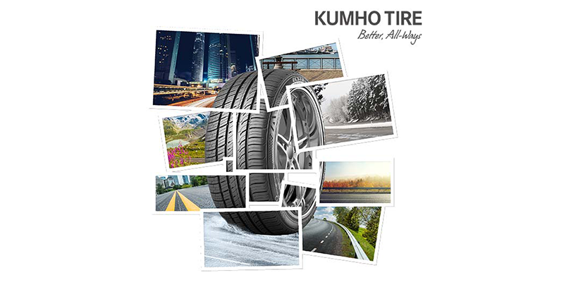 Kumho Tire Ecsta PA51 all-season UHP