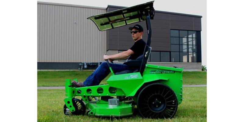 Michelin Tweel Mean Green lawn mower tire