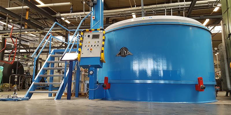Netherlands plant Magna Tyres