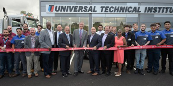 universal technical institute new bloomfield NJ