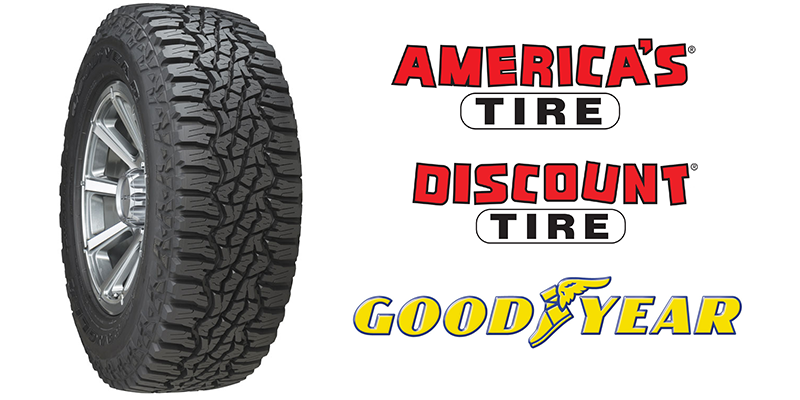 Discount Tire Goodyear Ultra Terrain