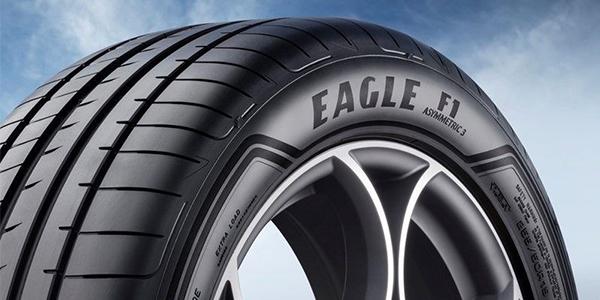 Goodyear Eagle F1 Asymmetric 3 Tyres
