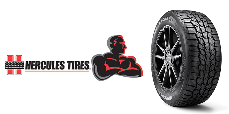 Hercules Tires Avalanche RT winter tire