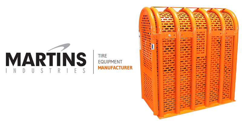 Martins Industries tire inflation cages MIC-6HD