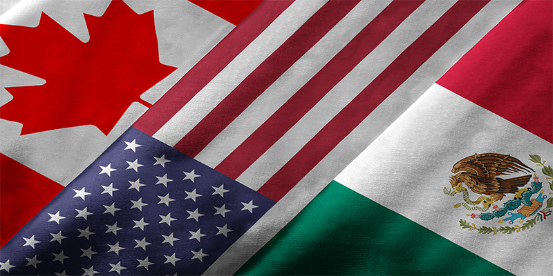 NAFTA auto import negotiations Mexico U.S. Canada