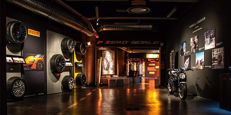 P Zero World Monte Carlo