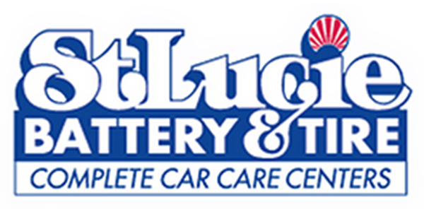 St Lucie Tire battery