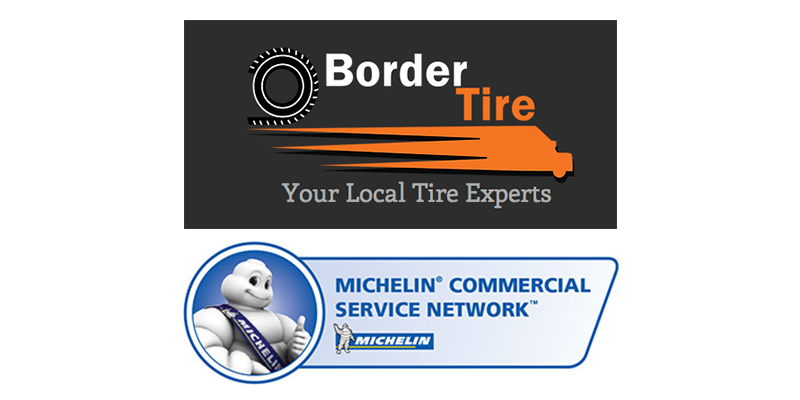 Border Tire Michelin Commercial Service Network