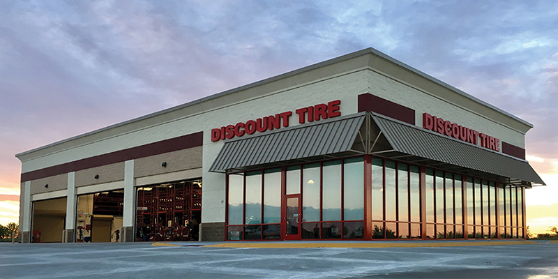 Discount Tire store generic