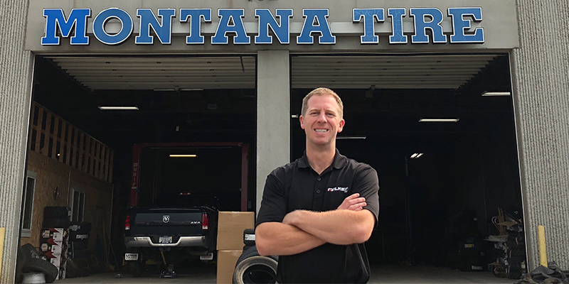 Ryan Anderson MOntana Tire Distributors